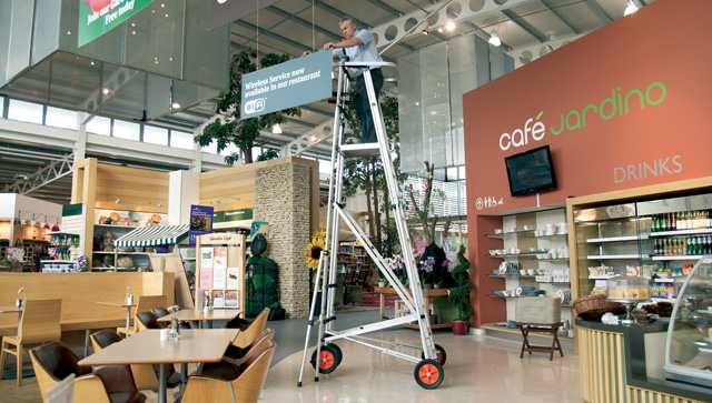 Mobile access platforms vehicle maintenance platforms mobile access equipment esca uk - Manufactured homes prices solutions within reach ...